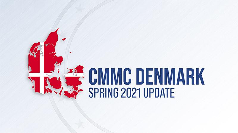 Webinar: CMMC Denmark Spring 2021 Update