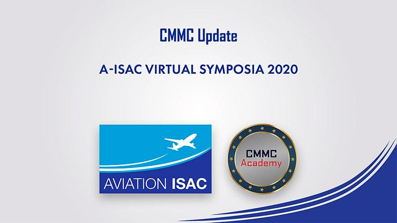 Aviation ISAC Virtual Symposia 2020